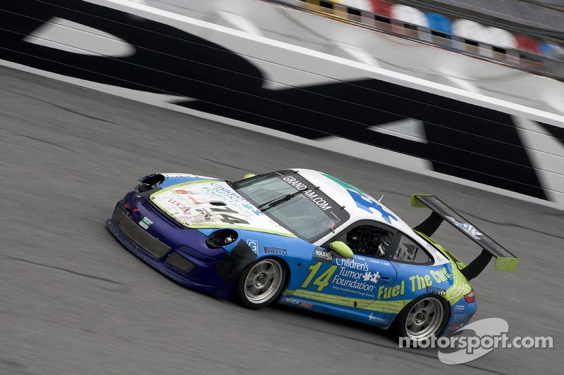 #14 Autometrics Motorsports Porsche GT3: Cory Friedman, Glen Gatlin, Daniel Graeff, Seth Thomas, Ron