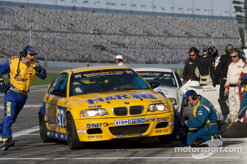 Pitstop #97 Turner Motorsport BMW M3 Coupe: Joey Hand, Michael Marsal