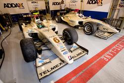 Sergio Perez et Giedo Van der Garde