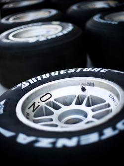 Bridgestone Tyre's and Logo's