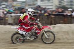 #15 Honda 450 4T: Chritof Godrie