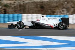 Kamui Kobayashi, BMW Sauber F1 Team, C29