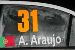 Арминду Араужу и Мигель Рамальо, Mitsubishi Lancer Evo X, Ralliart Italy