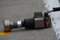 Pistola de aire para llantas de Mercedes GP Petronas