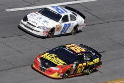 Steve Wallace en Dale Earnhardt Jr.