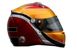 Fairuz Fauzy, Test Driver, Lotus F1 Teamhelmet