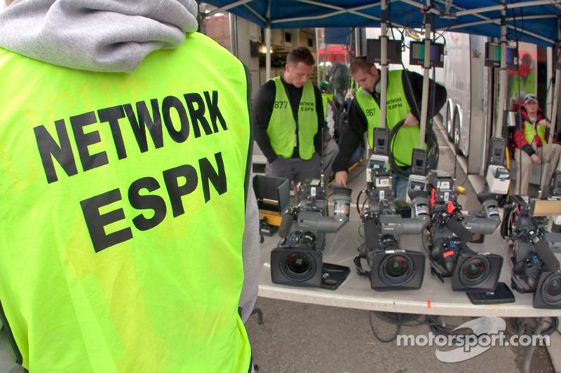 ESPN Network crew