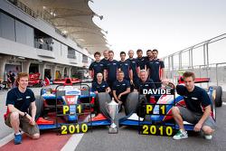 iSport International team viert titels bij ridjers en teams in 2010 GP2 Asia