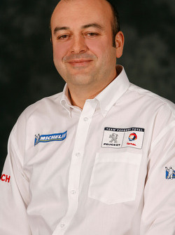 Guillaume Cattelani, chassis and aerodynamics
