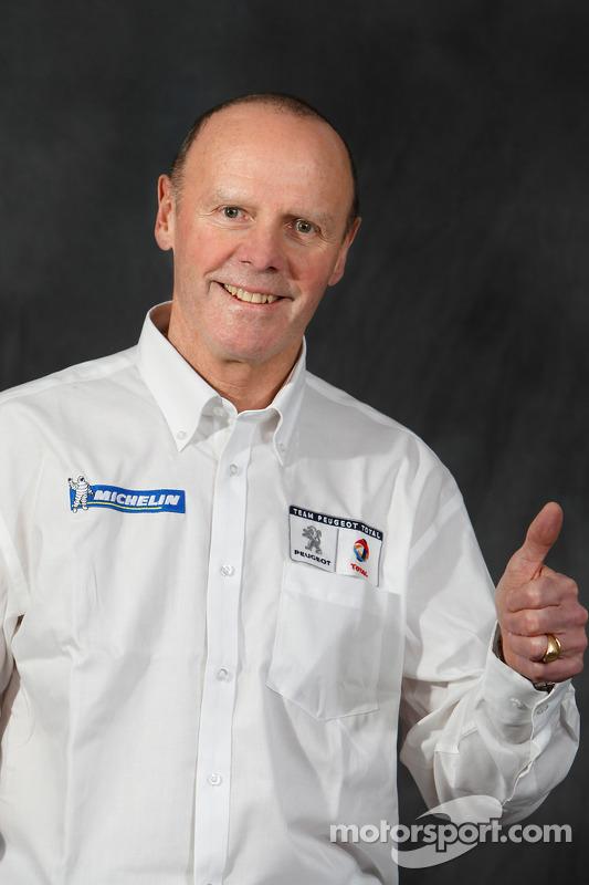 Olivier Quesnel, Peugeot Sport director