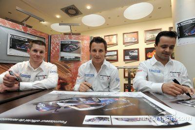 Présentation Peugeot Sport 2010