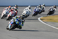 Vrijdag Superbike race