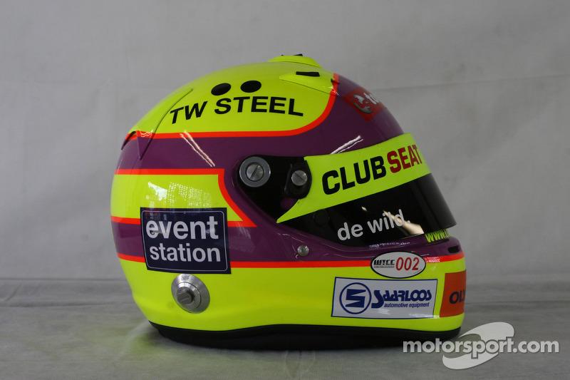 Tom Coronel, SR - Sport, Seat Leon 2.0 TDI helm