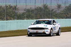 #14 TC Motorsports Mustang Boss 302R: Ted Anthony Jr., Rick Edwards