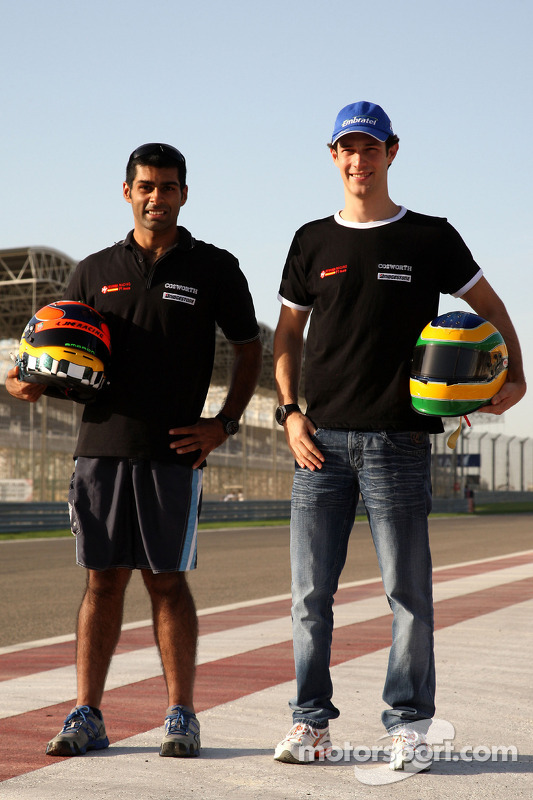 Karun Chandhok, Hispania Racing F1 Team, Bruno Senna, Hispania Racing F1 Team