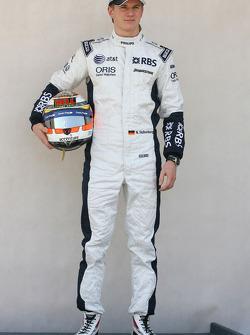 Nico Hulkenberg, Williams F1 Team
