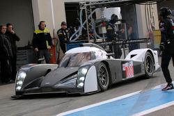 #008 Signature Plus Lola Aston Martin: Pierre Ragues, Franck Mailleux