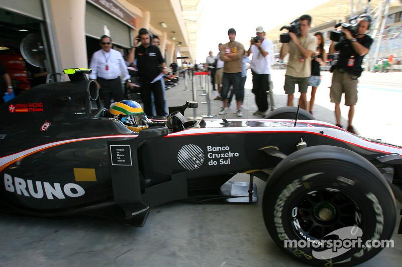 Бруно Сенна, HRT F1 Team