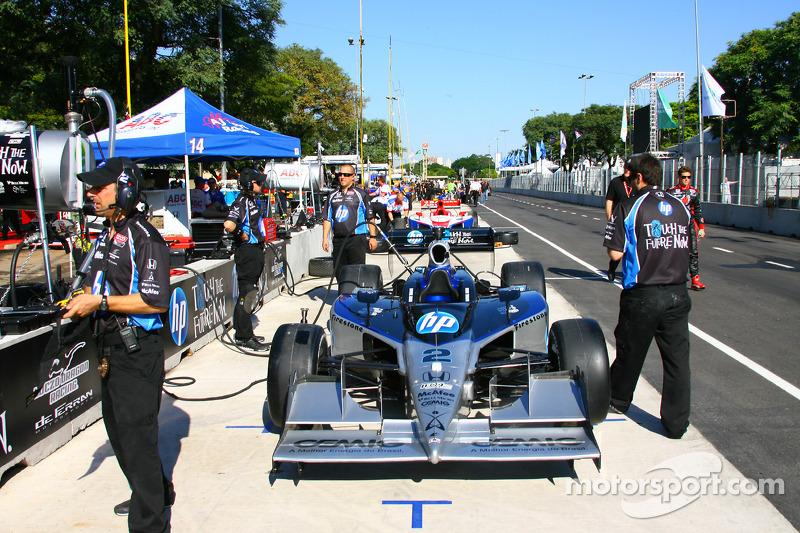 Auto van Raphael Matos, de Ferran Luczo Dragon Racing