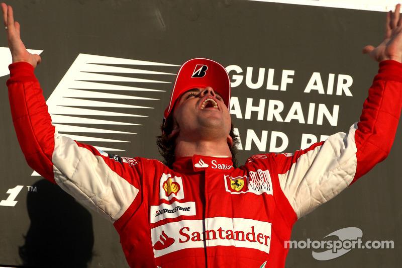 Victorias en F1: 32
