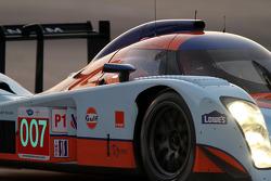 #007 Aston Martin Racing Lola B09 60 Aston Martin: Stefan Mücke, Harold Primat, Adrian Fernenez