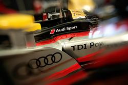 The new progressive design for the Audi R15 TDI 2010, by Audi Design Team