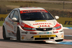 Gordon Shedden Honda Racing Honda Civic