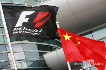 China is ready for round three of the F1 2011 Championship