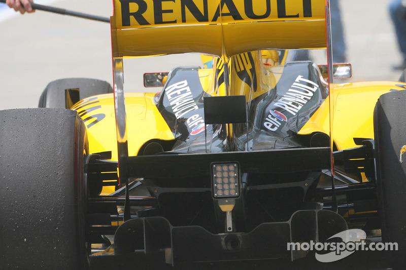 Diffuseur arrière Renault