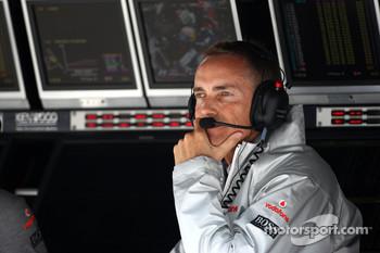 McLaren Team Principal Martin Whitmarsh