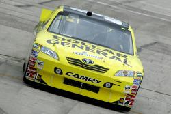 El Toyota de Reed Sorenson, Braun Racing