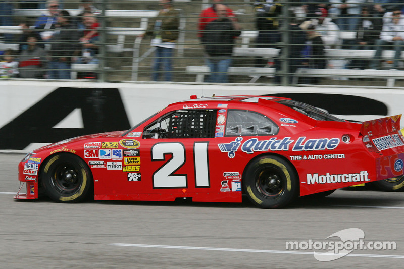 Bill Elliott, Wood Brothers Racing Ford