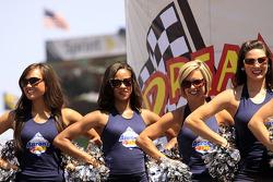Drivers intro: Aaron's girls