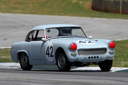 63 Austin Healey: Mitch Goldstein