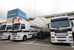 Williams F1 Truck