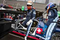 Drivers change for Cyndie Allemann and Rahel Frey