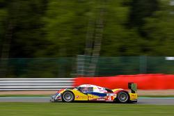#4 Team Oreca Matmut Peugeot 908 HDi-FAP: Olivier Panis, Nicolas Lapierre, Loic Duval