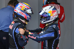 Mark Webber en Sebastian Vettel, Red Bull Racing