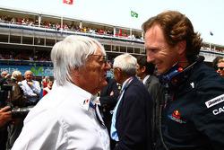 Bernie Ecclestone, Red Bull Racing, Sporting Director