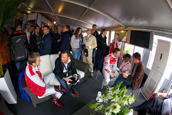 Audi meet the drivers event