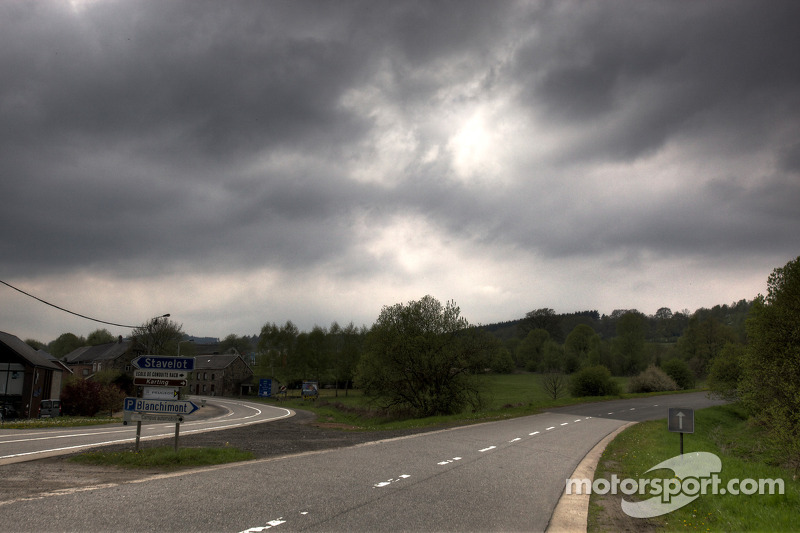 Oude circuit Spa Francorchamps: Stavelot