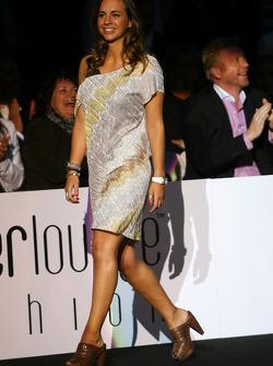 Amber Lounge Fashion Show, Laia Ferrer (ESP) Spanish TV Presenter