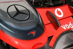 McLaren Nose cone