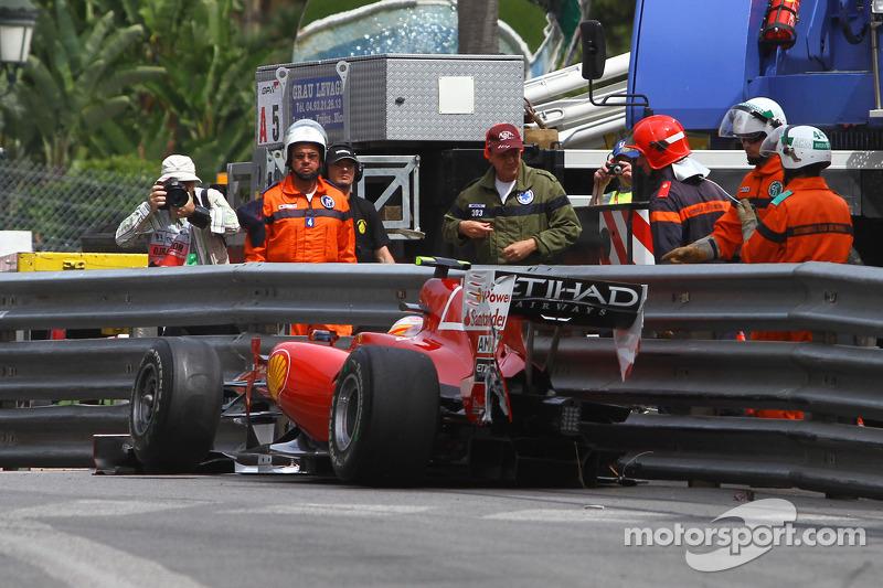 Grand Prix von Monaco 2010 in Monte Carlo