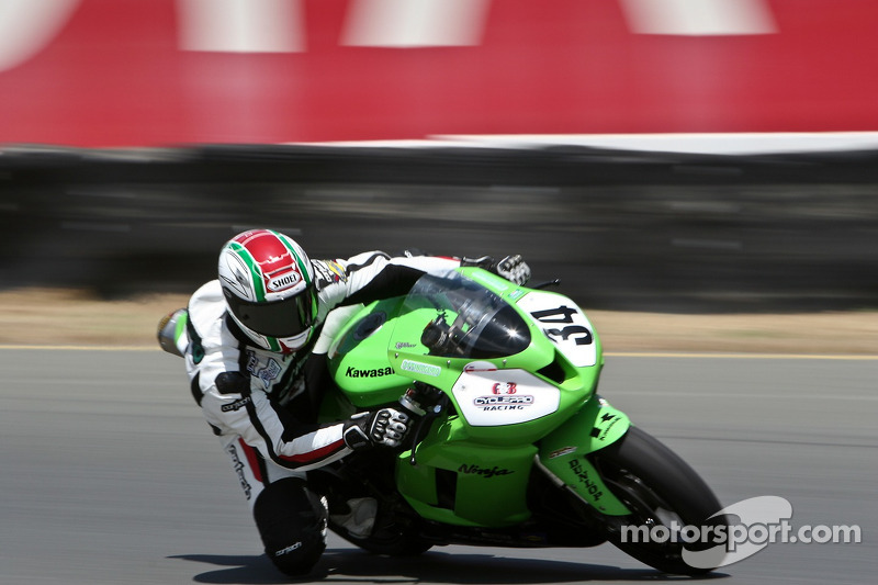 Robert Tinagero Robert Tinagero Kawasaki Ninja ZX-R
