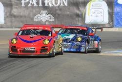 #69 WERKS II Racing Porsche 911 GT3 Cup: Robert Rodriquez, Galen Bieker, Wilson