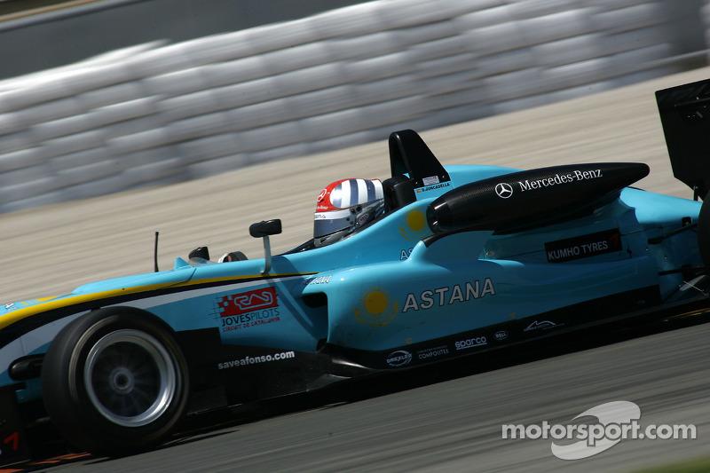 Daniel Juncadella Perez-Sala, Prema Powerteam, Dallara F308 Mercedes