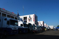 Magny-Cours Paddock