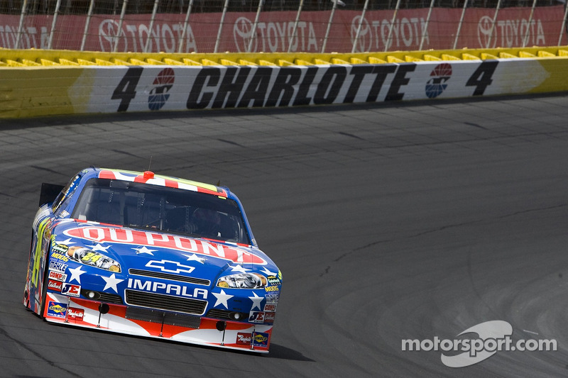 Jeff Gordon und die Stars & Stripes