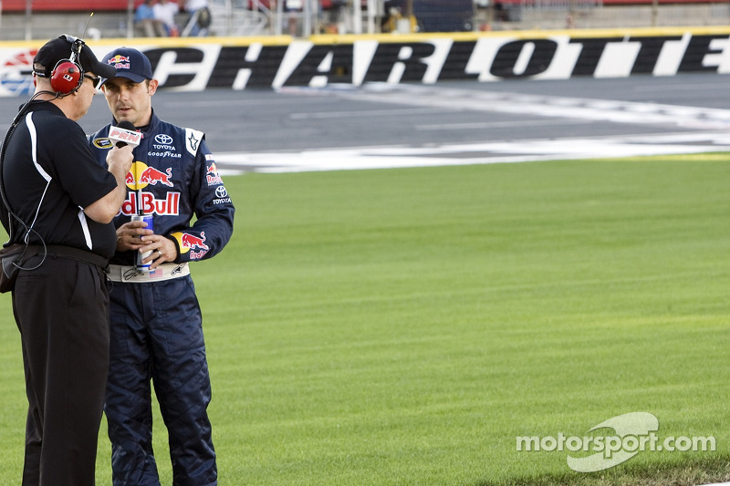 Casey Mears, Red Bull Racing Team Toyota